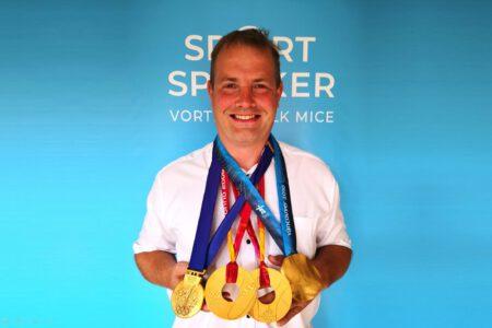 ANDRE LANGE 4-facher Bob-Olympiasieger SPORT SPEAKER Portrait 16-9