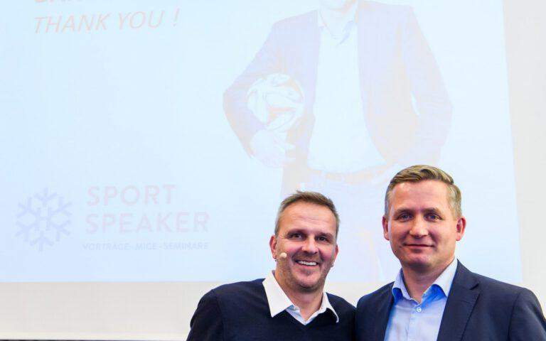 Didi Hamann neuer Vortragsredner bei SPORT SPEAKER GmbH